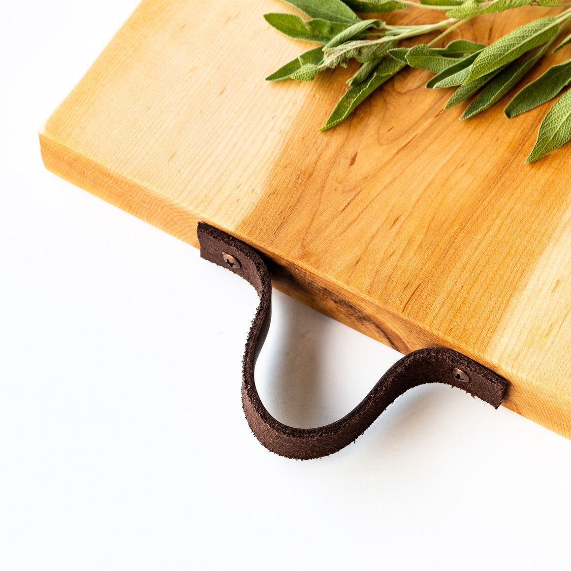 Handmade Reclaimed Wood Kitchen Cutting Board - Sold by Chic & Basta