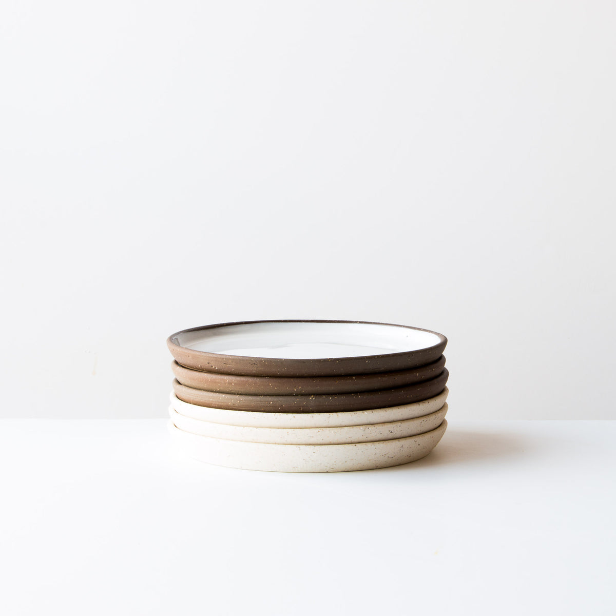 Atelier Trema Small Ceramic Plates - Handmade in Quebec, Canada