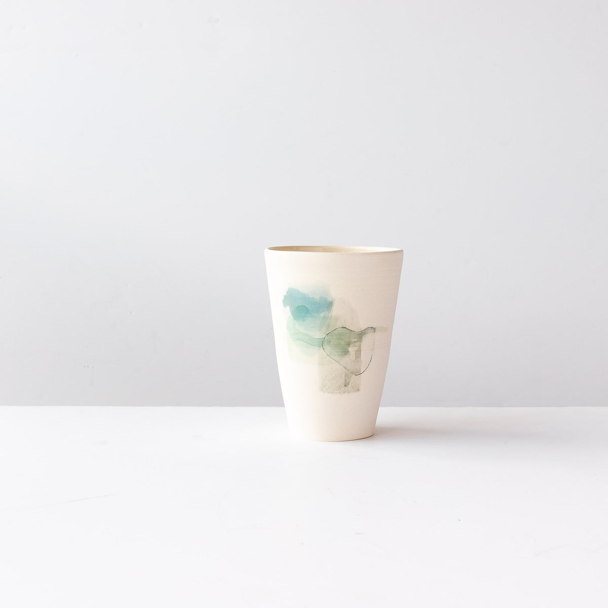 Handmade Porcelain Vase - Sold by Chic & Basta