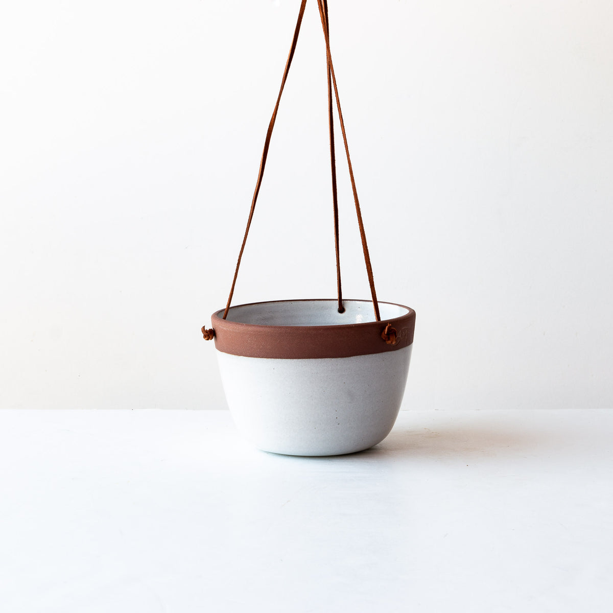 Cuba - Small Ceramic Hanging Planter