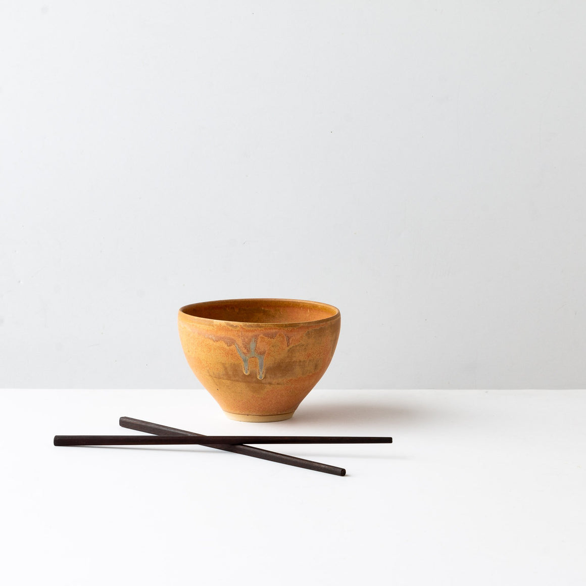 Two Handcrafted Ceramic Stoneware Bowls - Sold by Chic & Basta