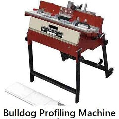 Tile Tools - Raimondi Bulldog Profiling Machine