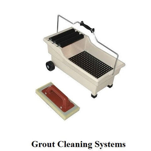 Grout Cleaning System