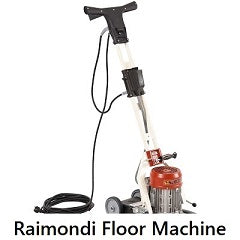 Tile Tools - Raimondi Maxititina Floor machine