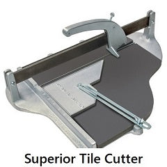 Tile Tools - Superior Tile Cutter