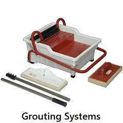 Tile Tools - Tile Grouting System