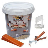 Tile Tools - Tile Leveling Systems