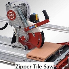 Tile Tools - Raimondi Zipper Tile Saw