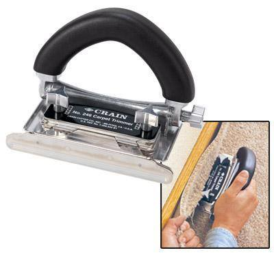 Carpet Tools - Carpet Trimmer