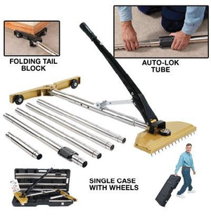 Carpet Tools - Crain 500 Carpet Stretcher