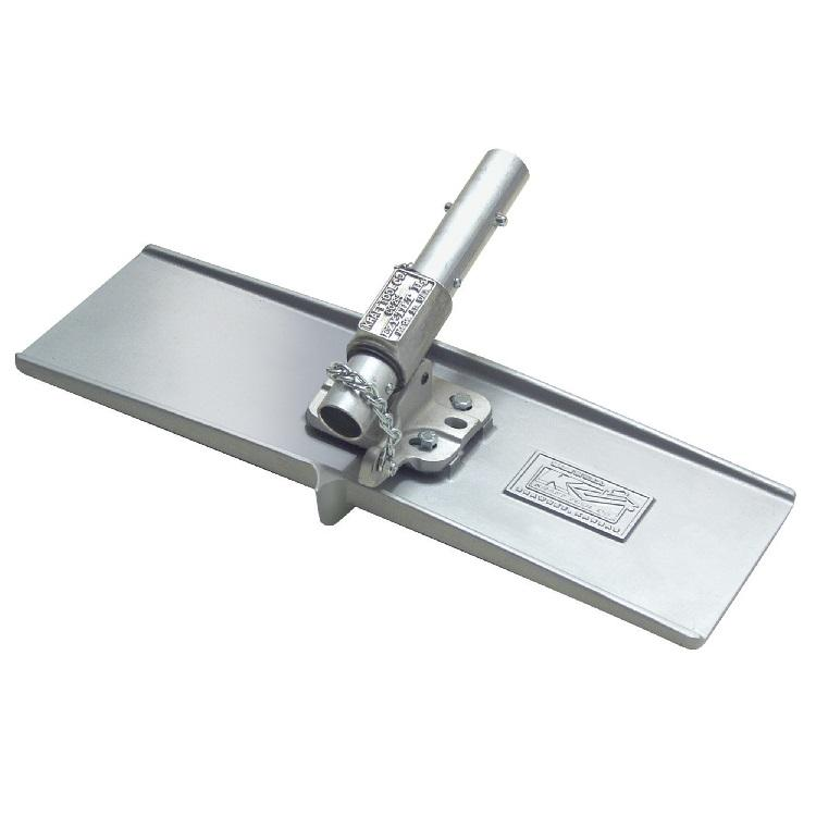 "Concrete Tool - 8"" X 24"" Airplane Groover 1"" Bit With EZY-Tilt® II Bracket"