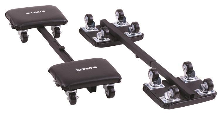 Crain 017 Skat Skate Dolly Set