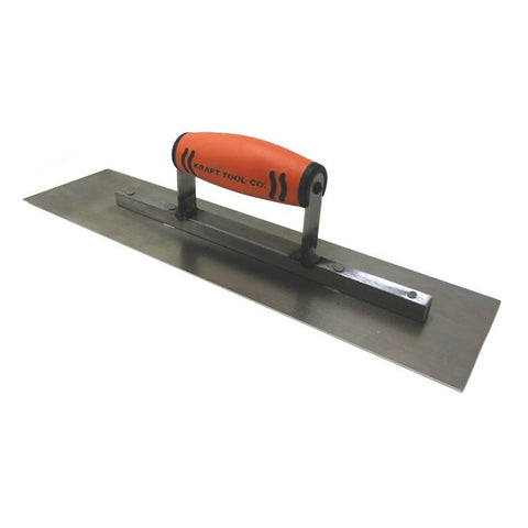 "Pool Plaster Tools - 18"" Heavy Duty Gunite Trowel"