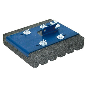 Pool Plaster Tools - Mop Rub Brick - 20 Grit W/o Handle
