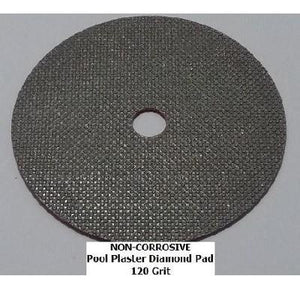 Pool Plaster Tools - Pool Plaster Polishing Pad 120 Grit