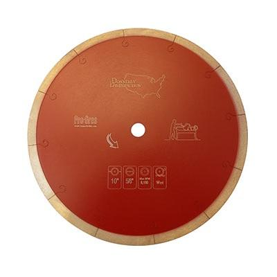 "10"" G Slot Diamond Blade"