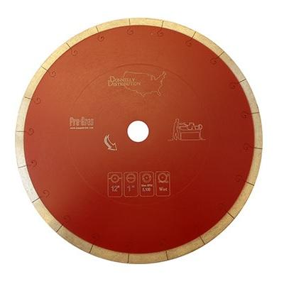 "Tile Tools - 12"" G Slot Diamond Blade"