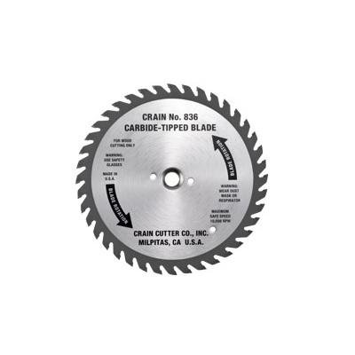 Tile Tools - Crain 836 Carbide-Tipped Blade ( 6 Pack )