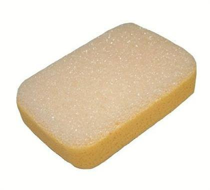Tile Tools - Grout Scrub Sponge Box Of 125 Pieces.