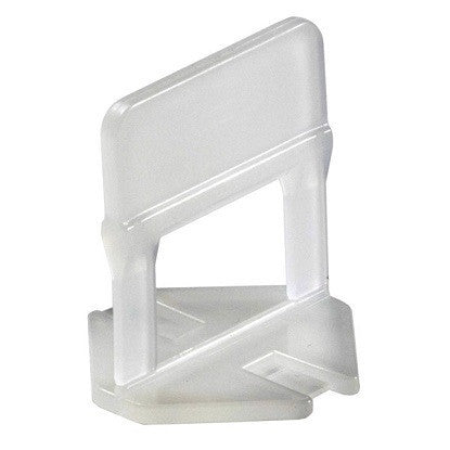 "Tile Tools - Raimondi Tile Leveling Clip 1/16"" Spacer (Bag 500)"