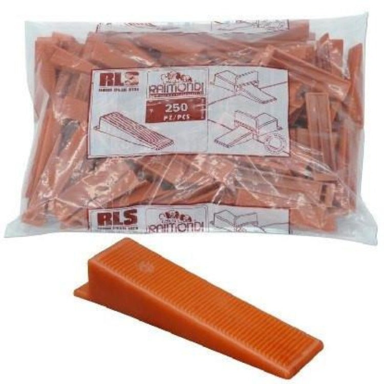 Tile Tools - Raimondi Tile Leveling System Wedges 500 Pieces