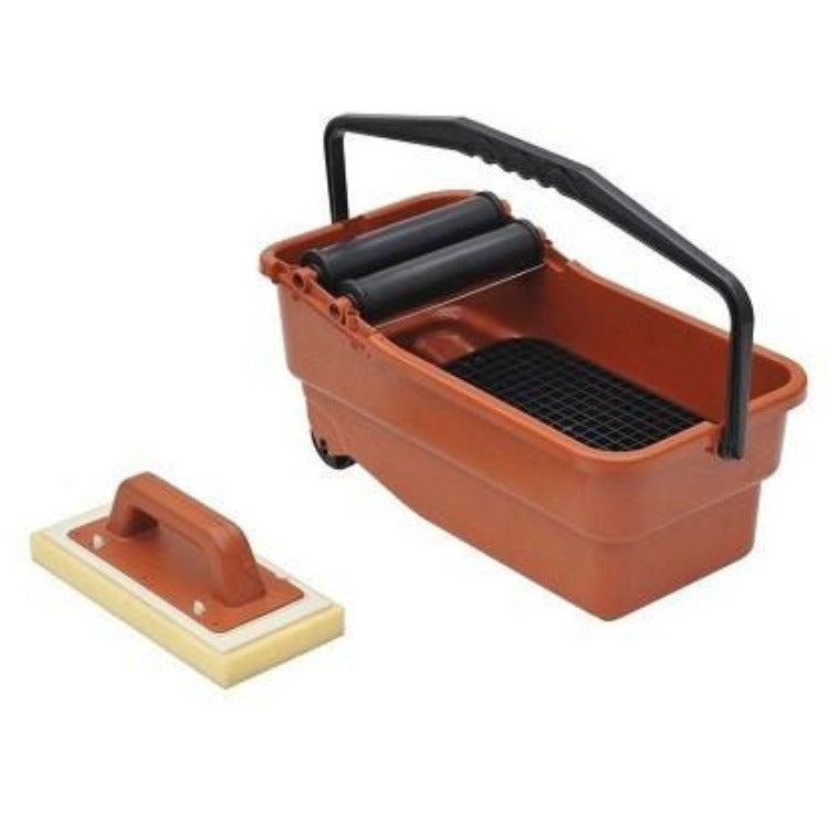 Tile Tools - Skipper Speedy Roller Grout Cleaning System