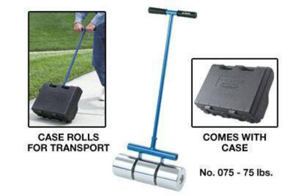 Crain 75 lb Vinyl Roller with Case