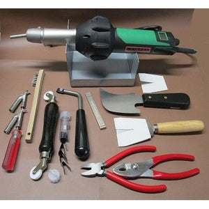 Vinyl Tools - Leister TRIAC AT Hot Air Vinyl Welding Kit