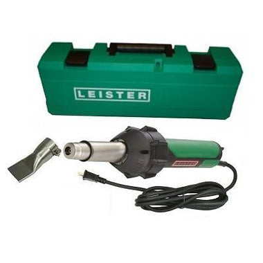 "Vinyl Tools - Leister Triac ST Hot Air Welder With 1-1/2"" Nozzle And Case"