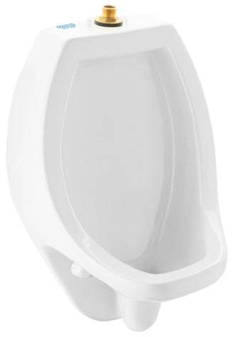 Ultra High Efficiency Quarter Stall Washout Urinal AUU-1018-14