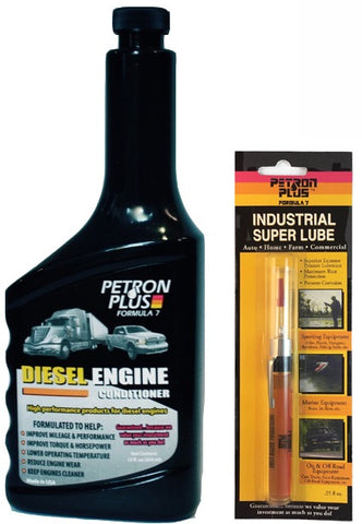 Diesel Engine Conditioner /  ISL Pen - Petron Bundle