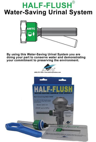 HALFLUSH® Retrofit Handle for Urinal (ADH101)