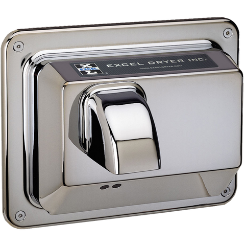 Hands Off® Series Surface Mounted Hand Dryer - Chrome R76IC -110v (8 at this price)
