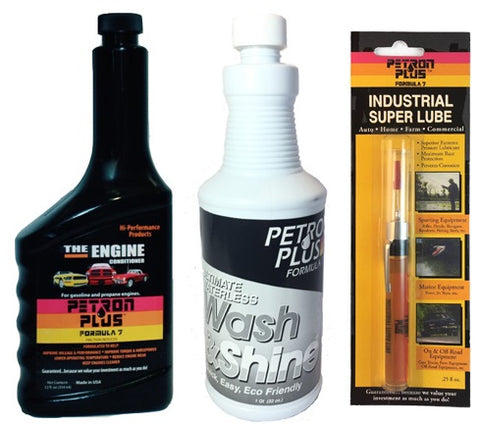 AFR Engine Conditioner / Waterless Wash & Shine / ISL - Petron Bundle