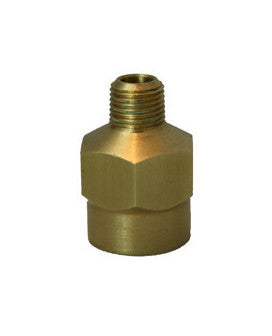 Electro-Luber™ - Brass Adapter - Mini #125BA