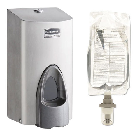 TC® Foam Hand Sanitizer & Dispenser kit #1853755 / #2080803