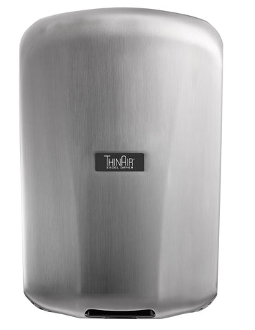 ThinAir® Hand Dryer, ADA-Compliant - Stainless Steel #TASB