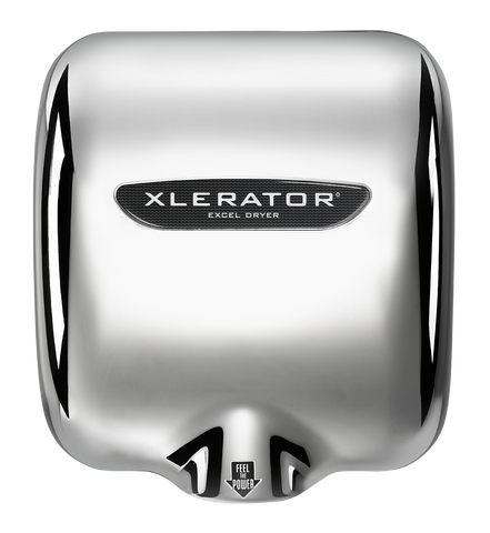 XLERATOR® Hand Dryer Polished Chrome XL-C
