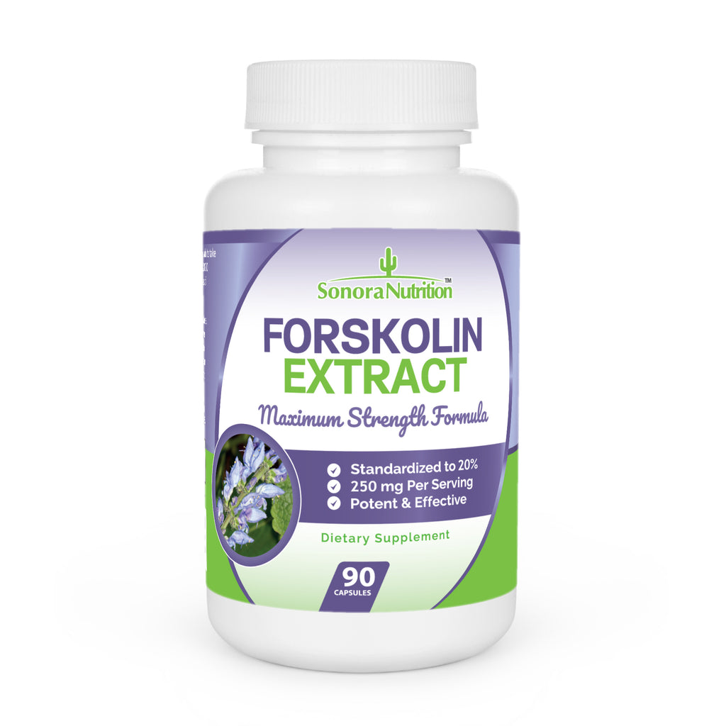 Forskolin Extract Ultimate Weight Loss Formula - 90 Capsules