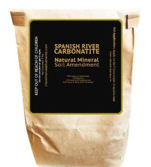 Spanish River Organic Soil Amendment, 2 Pound Bag