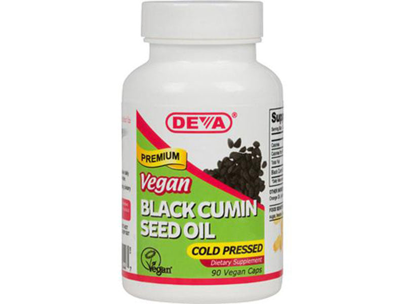 Vegan Black Cumin Seed Oil