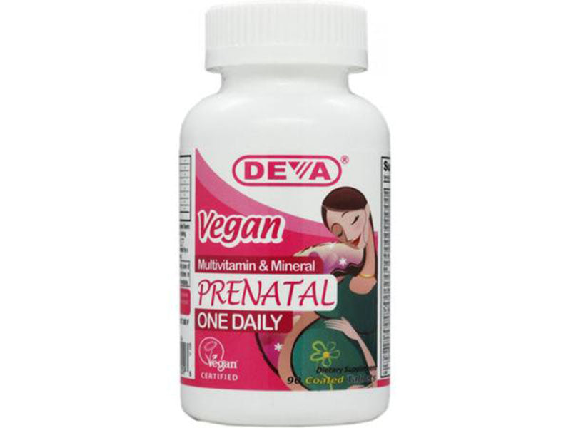 Vegan Prenatal Multivitamin