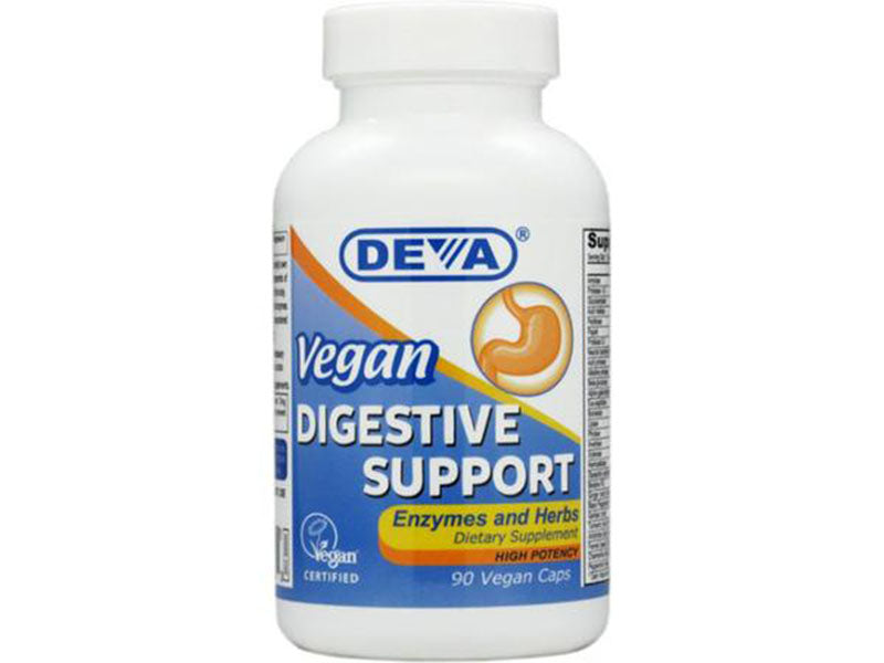 Vegan Digestive Support
