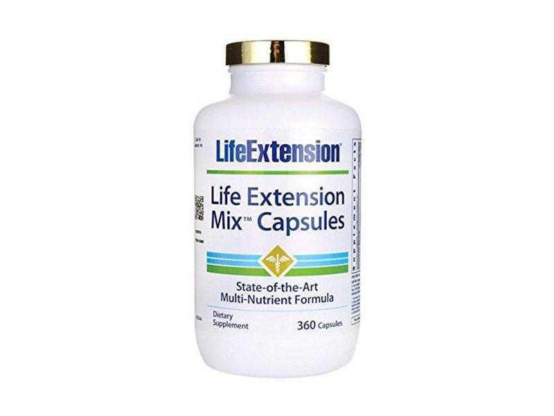 Life Extension Mix™ Capsules 360 capsules