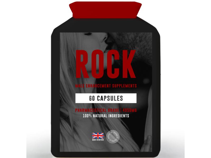 Rock Men's Daily Sexual Health Supplement