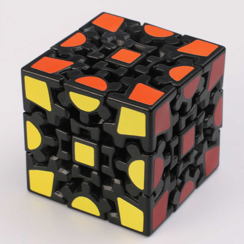 Quick Finger 3x3x3 Gear Cube (V1)