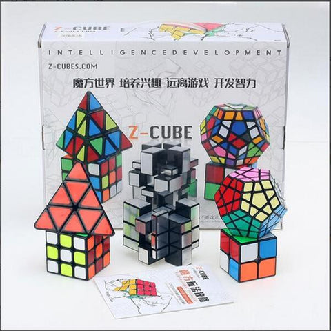 Z-Cube Five Cubes Set