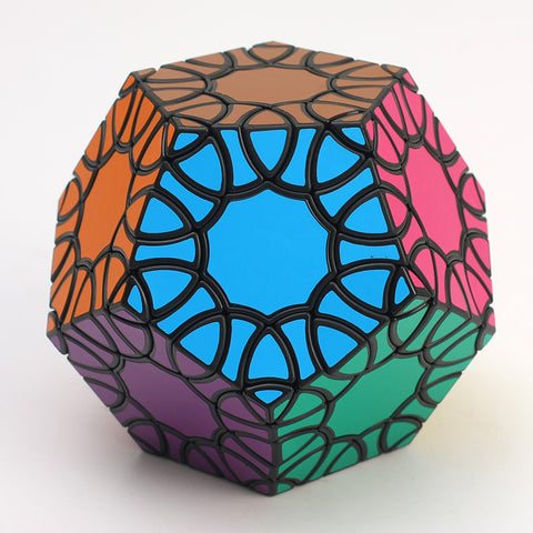 VerryPuzzle Clover Dodecahedron