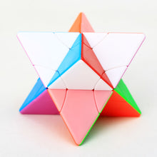Load image into Gallery viewer, FangShi LimCube Transform Pyraminx ShuangZiTa