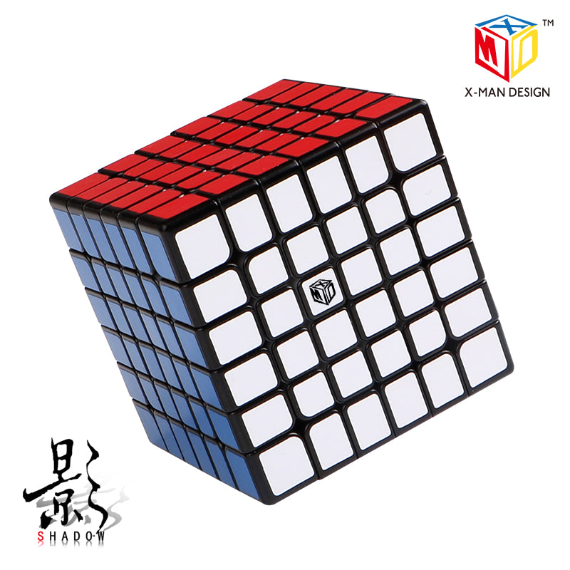 QiYi X-Man Shadow - 6x6x6